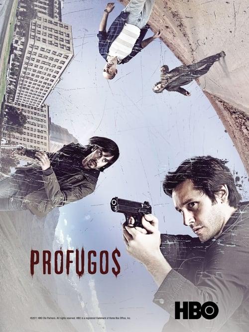 Tv-serien: Prófugos