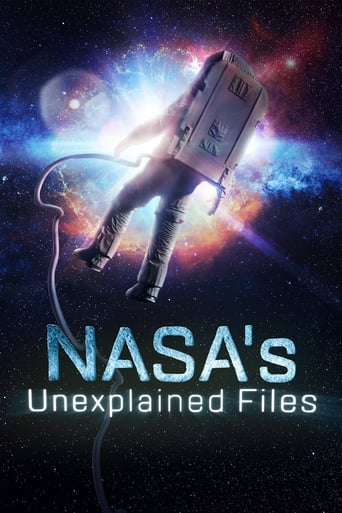 Från TV-serien NASA's Unexplained files som sänds på Discovery Science