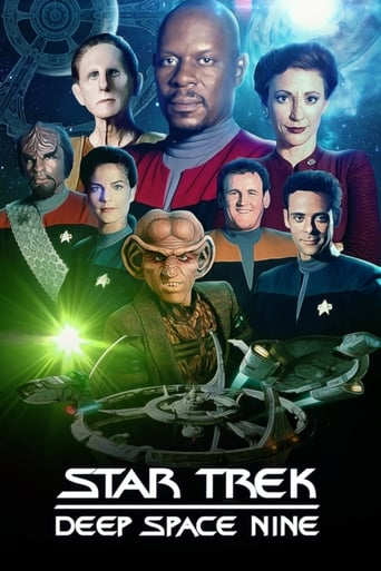 Tv-serien: Star Trek: Deep Space Nine
