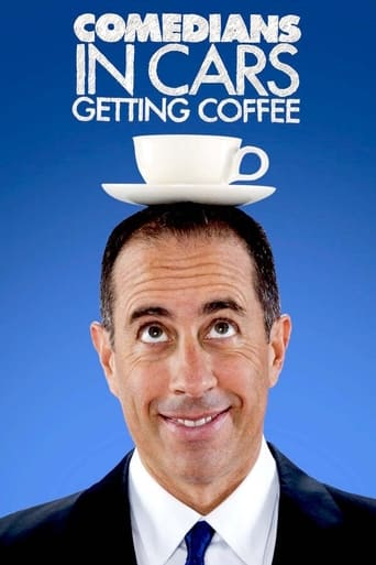 Tv-serien: Comedians in Cars Getting Coffee