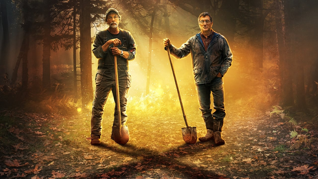 History Channel HD - The curse of Oak Island