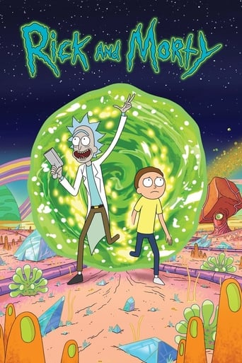 Tv-serien: Rick and Morty