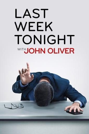 Tv-serien: Last Week Tonight with John Oliver