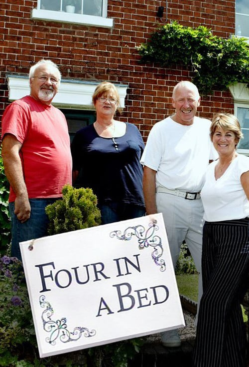 Tv-serien: Four in a Bed
