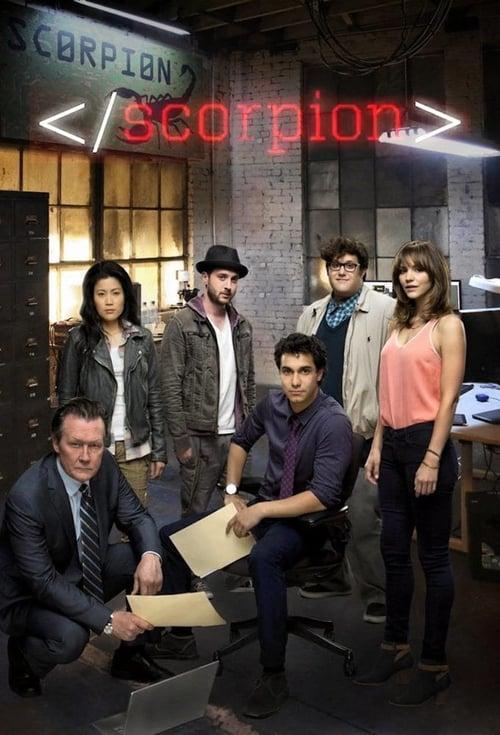 Bild från filmen Scorpion