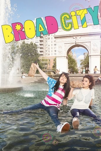 Från TV-serien Broad City som sänds på Paramount Network