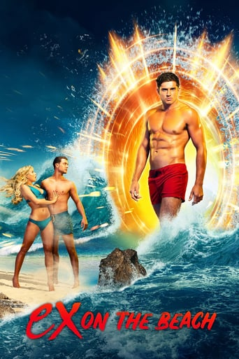Från TV-serien Ex on the beach som sänds på Paramount Network