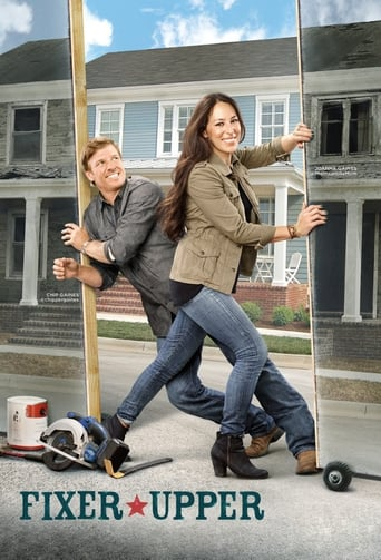 Från TV-serien Fixer upper som sänds på TV 11