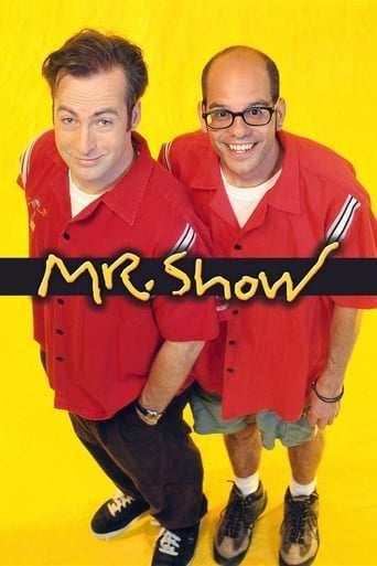 Tv-serien: Mr. Show with Bob and David