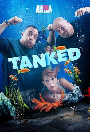 Från TV-serien Tanked som sänds på Animal Planet