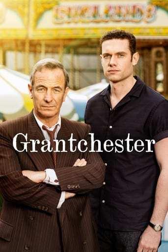 Från TV-serien Grantchester som sänds på SVT1