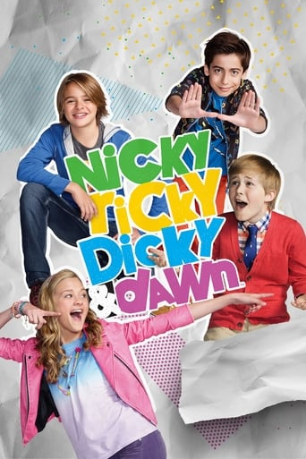 Från TV-serien Nicky, Ricky, Dicky & Dawn som sänds på Nickelodeon