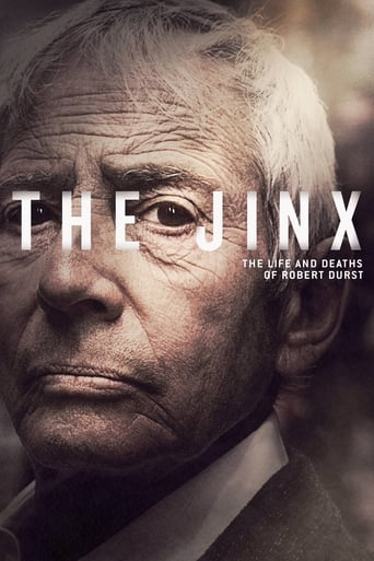 Tv-serien: The Jinx: The Life and Deaths of Robert Durst