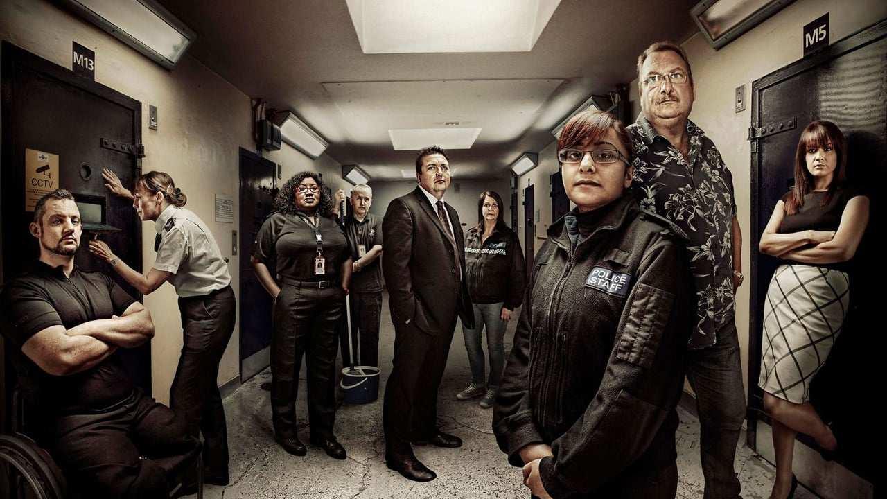 TV4 Fakta - 24 timmar i häktet
