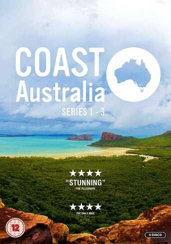 Från TV-serien Den australiska kusten som sänds på Kunskapskanalen