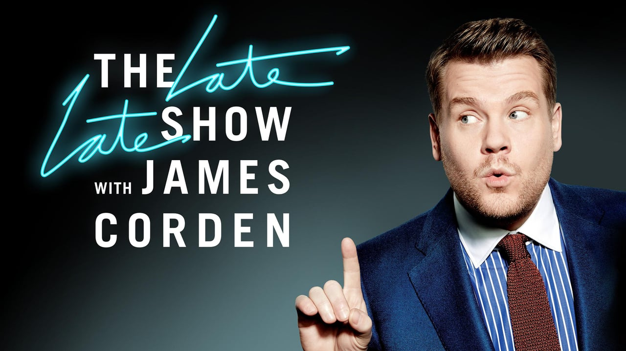 Viasat Series - The late late show with James Corden