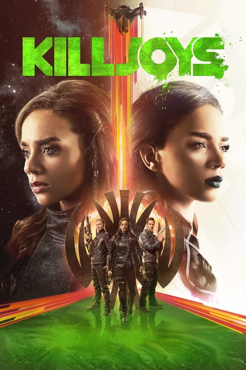 Tv-serien: Killjoys