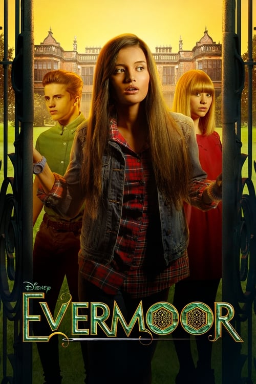 Från TV-serien Evermoor som sänds på Disney Channel