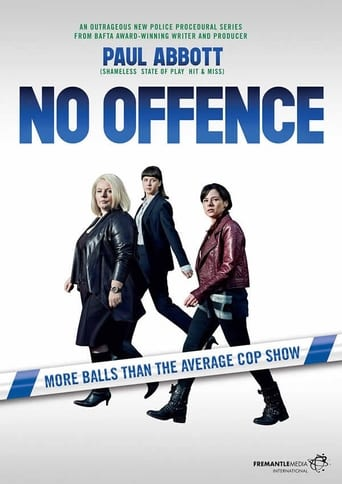 Tv-serien: No Offence