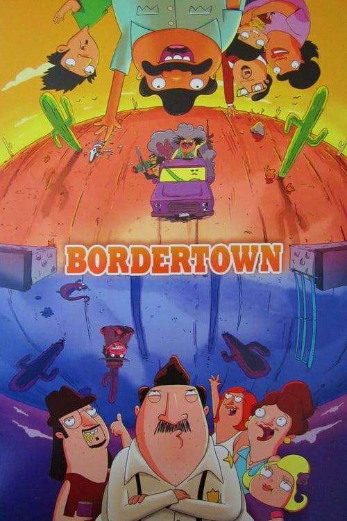 Tv-serien: Bordertown