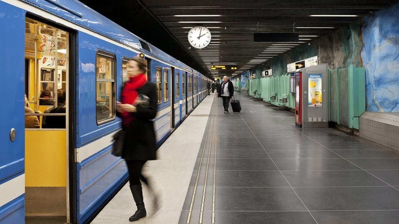 Kanal 5 - Tunnelbanan