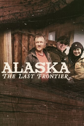 Från TV-serien Alaska: The last frontier som sänds på Discovery Channel