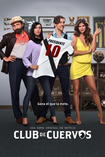 Tv-serien: Club de Cuervos