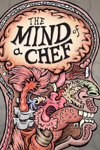 Tv-serien: The Mind of a Chef