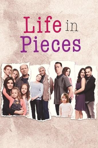 Från TV-serien Life in pieces som sänds på TV3