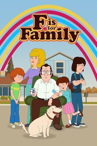 Tv-serien: F is for Family