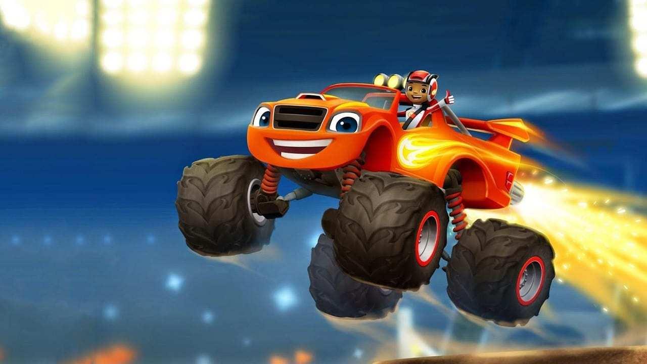 Nickelodeon - Blaze och Monstermaskinerna