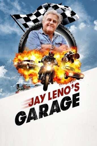 Bild från filmen Jay Leno's garage