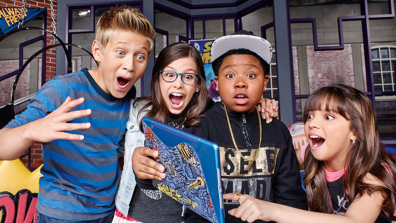 Nickelodeon - Game Shakers
