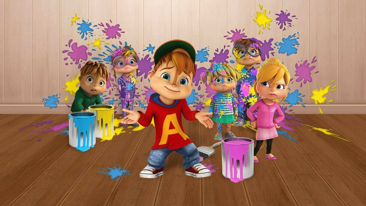 Nickelodeon - ALVINNN!!! and the Chipmunks