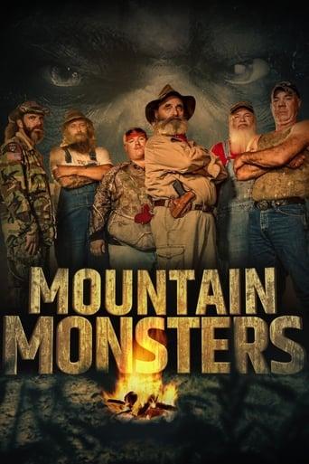 Från TV-serien Mountain monsters som sänds på Kanal 9