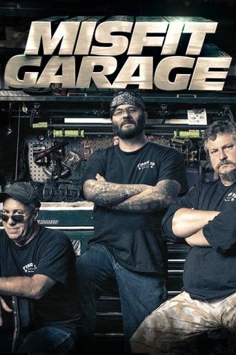 Tv-serien: Misfit Garage