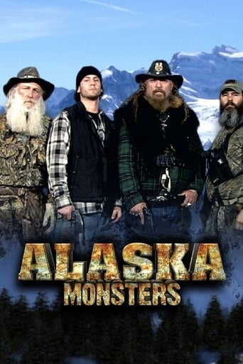 Från TV-serien Alaska monsters som sänds på Animal Planet