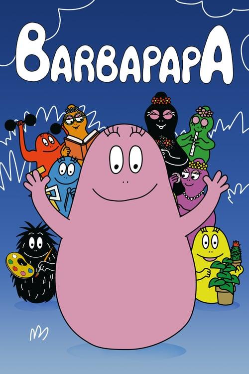 Bild från filmen Barbapapa