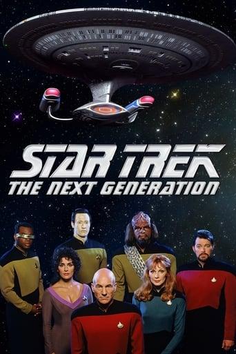 Tv-serien: Star Trek: The Next Generation