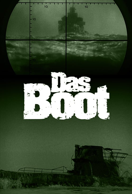 Från TV-serien Das Boot som sänds på SVT1