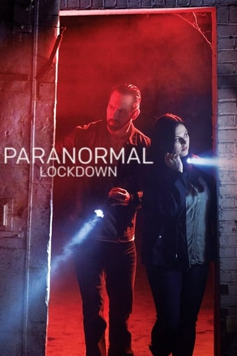 Från TV-serien Paranormal Lockdown som sänds på Discovery Science
