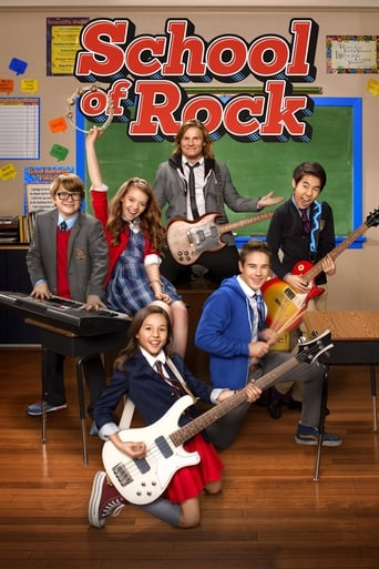 Från TV-serien School of Rock som sänds på Nickelodeon