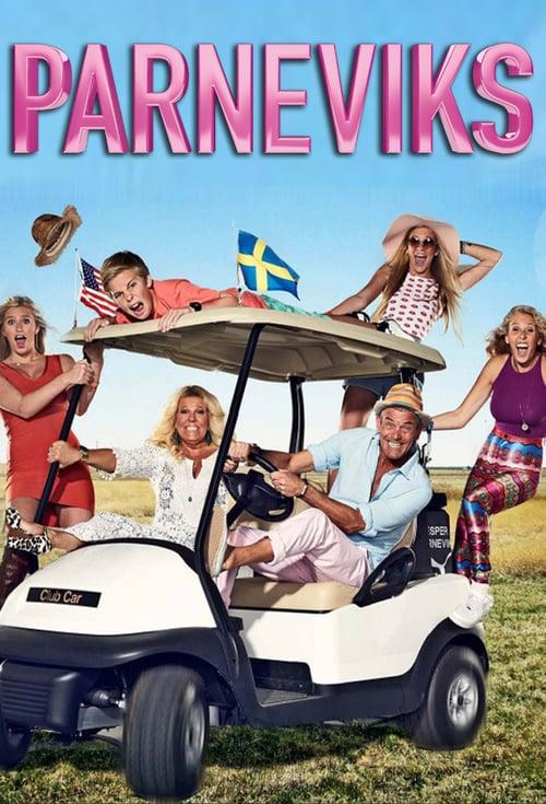 Från TV-serien Parneviks som sänds på TV3