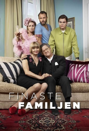 Tv-serien: Finaste familjen