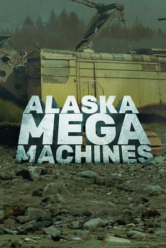 Från TV-serien Alaska mega machines som sänds på Discovery Science