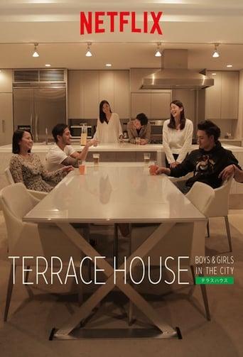 Tv-serien: Terrace House: Boys & Girls in the City