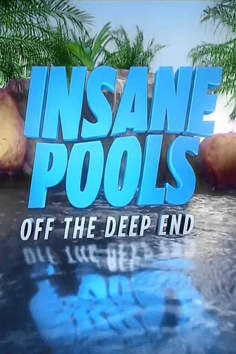 Från TV-serien Insane pools: Off the deep end som sänds på Animal Planet