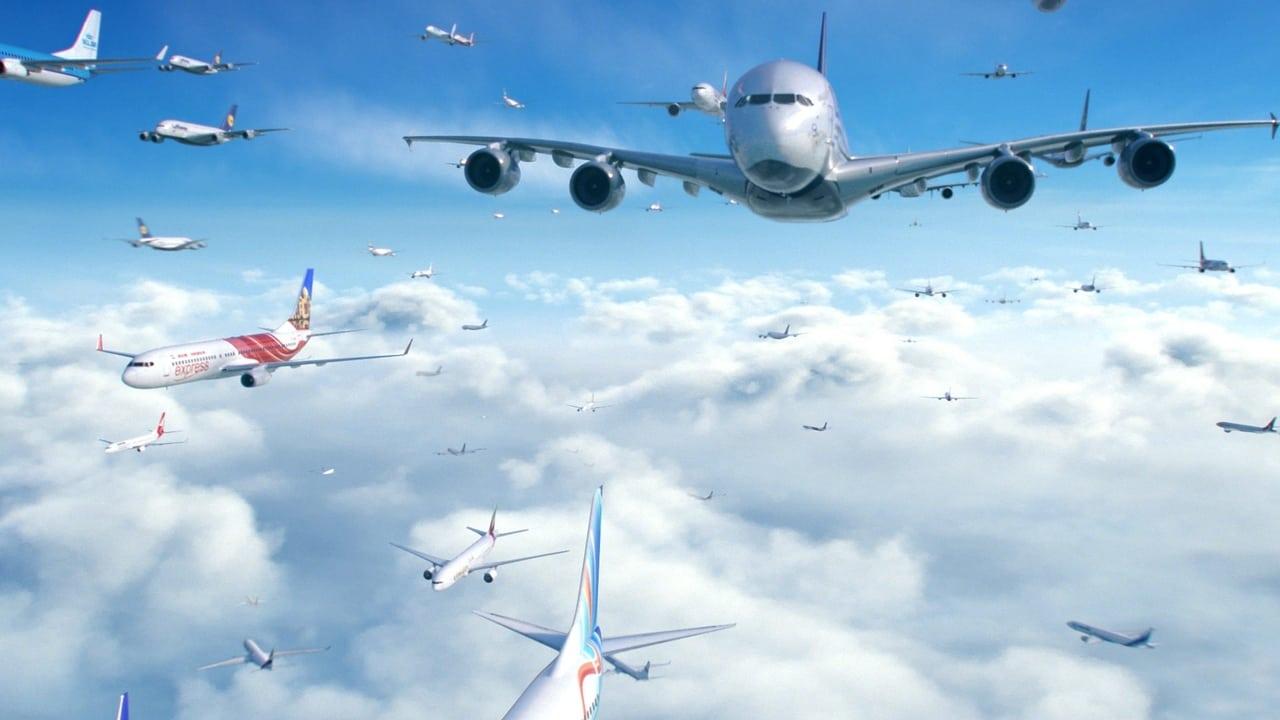 Att flyga: Staden bland molnen