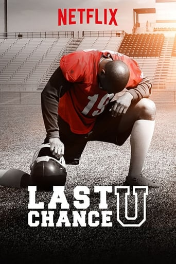 Tv-serien: Last Chance U