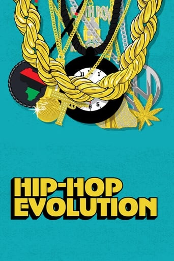 Tv-serien: Hip Hop Evolution